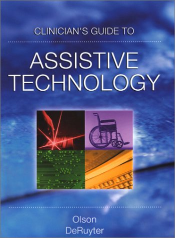 Clinician's Guide to Assistive Technology   2001 edition cover