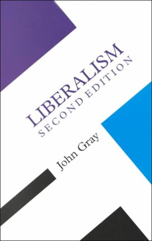 Liberalism  2nd 1995 (Revised) edition cover