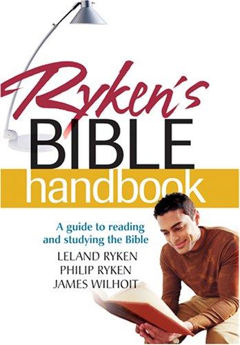 Ryken's Bible Handbook   2005 edition cover