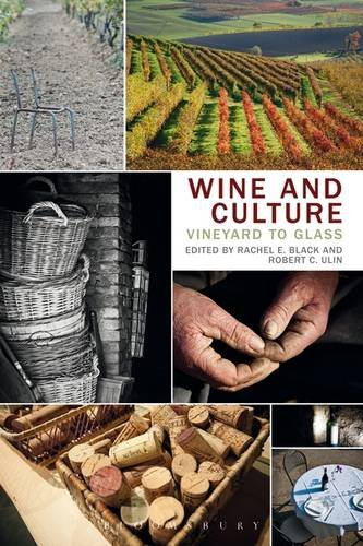 Wine and Culture Vineyard to Glass  2013 edition cover