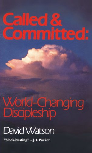 Called and Committed World-Changing Discipleship N/A 9780877881018 Front Cover
