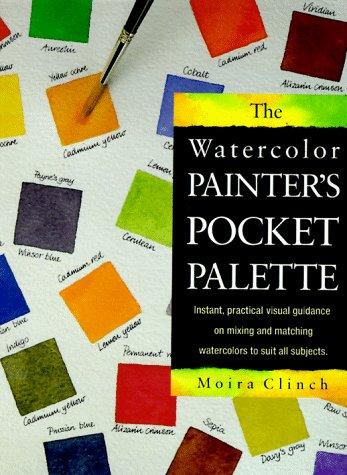 Watercolor Painter's Pocket Palette  1991 edition cover