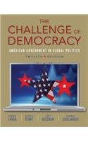 Challenge of Democracy (Book Only)  12th 2014 edition cover