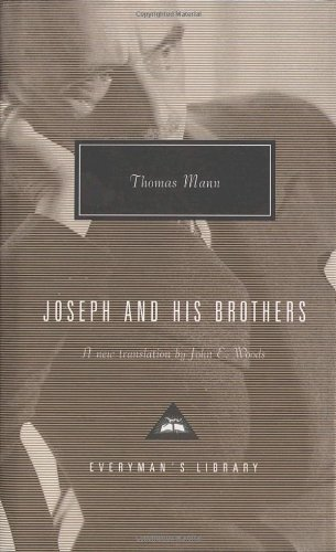 Joseph and His Brothers   2004 edition cover