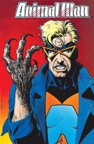 Animal Man Vol. 4: Born to Be Wild   2013 9781401238018 Front Cover