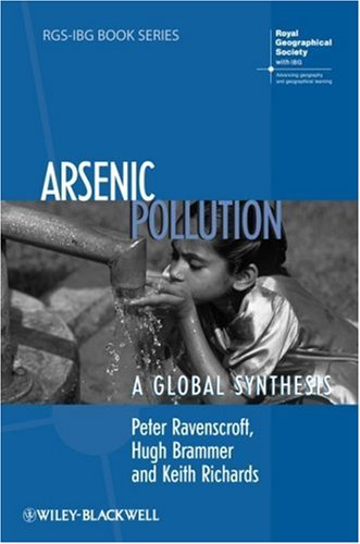 Arsenic Pollution A Global Synthesis  2009 9781405186018 Front Cover