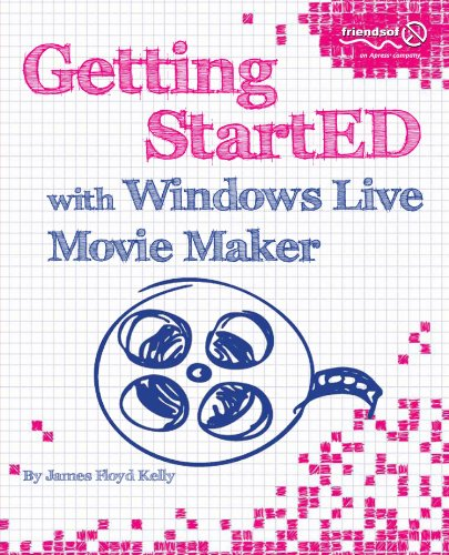 Getting StartED with Windows Live Movie Maker   2010 edition cover
