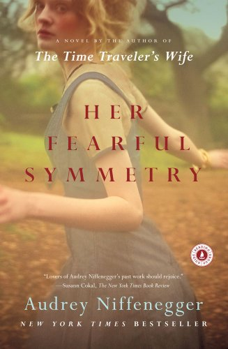 Her Fearful Symmetry   2009 9781439169018 Front Cover