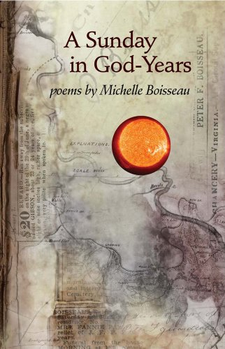 Sunday in God-Years Poems  2009 edition cover