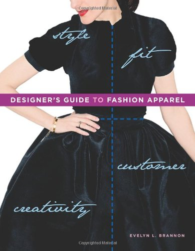 Designer's Guide to Fashion Apparel   2011 edition cover