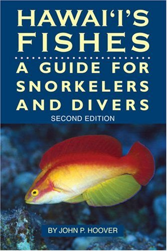 Hawaii's Fishes A Guide for Snorkelers, Divers and Aquarists 3rd 1993 edition cover