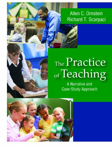 Practice of Teaching A Narrative and Case-Study Approach  2011 edition cover