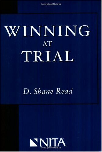 Winning at Trial 1st 2007 edition cover