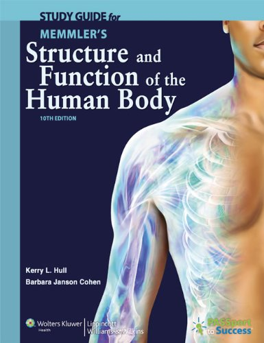 Structure and Function of the Human Body  10th 2012 (Revised) edition cover
