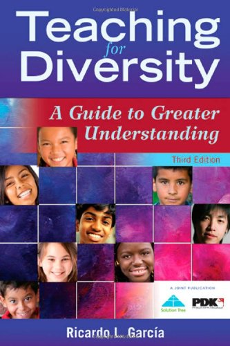 Teaching for Diversity A Guide to Greater Understanding, Third Edition 3rd 2011 edition cover