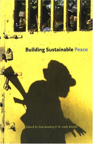 Building Sustainable Peace   2004 edition cover