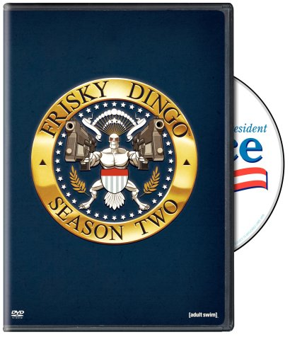Frisky Dingo: Season 2 System.Collections.Generic.List`1[System.String] artwork