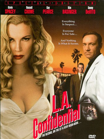 L.A. Confidential (Snap Case) System.Collections.Generic.List`1[System.String] artwork