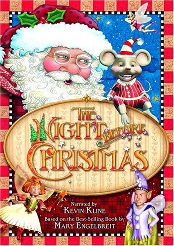 Mary Engelbreit's The Night Before Christmas System.Collections.Generic.List`1[System.String] artwork