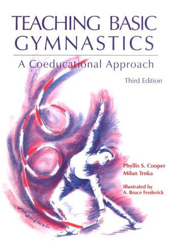 Teaching Basic Gymnastics A Coeducational Approach 3rd 1994 edition cover