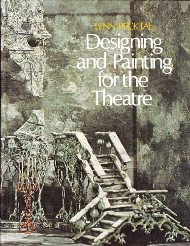 Designing and Painting for the Theatre 1st edition cover