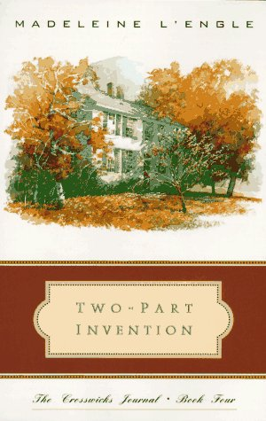 Two-Part Invention The Story of a Marriage N/A edition cover