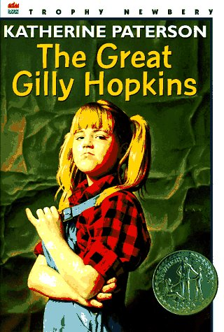 Great Gilly Hopkins   1978 (Reprint) edition cover