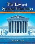 Law and Special Education   2015 9780133827019 Front Cover