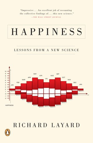 Happiness Lessons from a New Science N/A edition cover