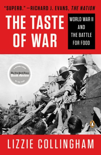 Taste of War World War II and the Battle for Food N/A edition cover