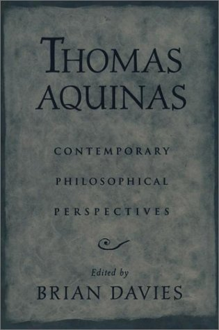 Thomas Aquinas Contemporary Philosophical Perspectives  2002 9780195153019 Front Cover