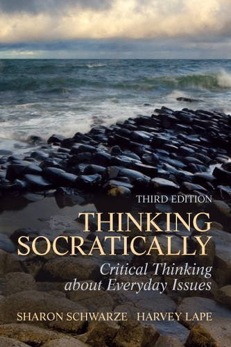 Thinking Socratically  3rd 2012 (Revised) edition cover