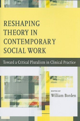 Reshaping Theory in Contemporary Social Work Toward a Critical Pluralism in Clinical Practice  2009 9780231147019 Front Cover