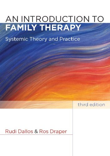 Introduction to Family Therapy Systemic Theory and Practice 3rd 2010 9780335238019 Front Cover