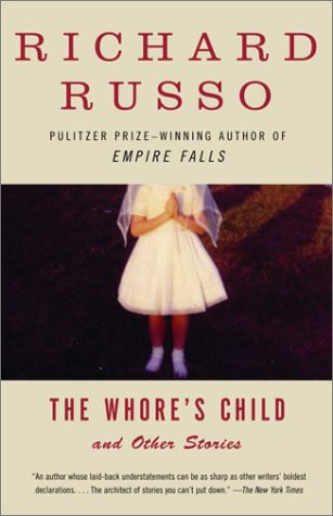 Whore's Child and Other Stories  Reprint  edition cover