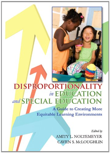 Disproportionality in Education and Special Education A Guide to Creating More Equitable Learning Environments  2012 edition cover
