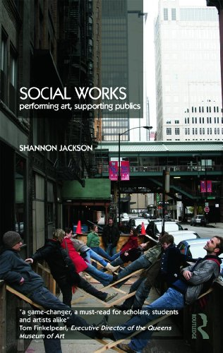 Social Works Performing Art, Supporting Publics  2011 edition cover