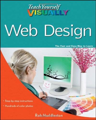 Web Design The Fast and Easy Way to learn  2010 edition cover