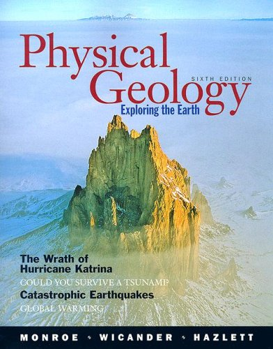 Physical Geology Exploring the Earth 6th 2007 9780495110019 Front Cover