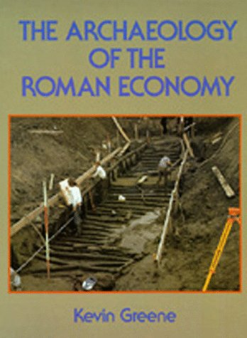 Archaeology of the Roman Economy   1990 edition cover