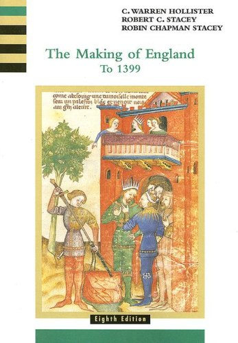 Making of England to 1399  8th 2001 edition cover