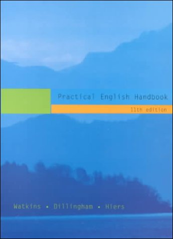Practical English Handbook  11th 2001 (Student Manual, Study Guide, etc.) edition cover