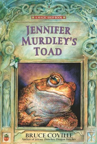Jennifer Murdley's Toad   1993 (Reprint) 9780671794019 Front Cover