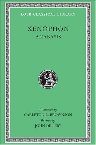 Anabasis   1998 (Revised) edition cover