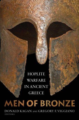 Men of Bronze Hoplite Warfare in Ancient Greece  2013 edition cover