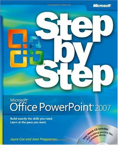 Microsoft� Office Powerpoint� 2007   2007 (Revised) edition cover