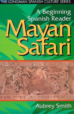 Mayan Safari   1992 edition cover
