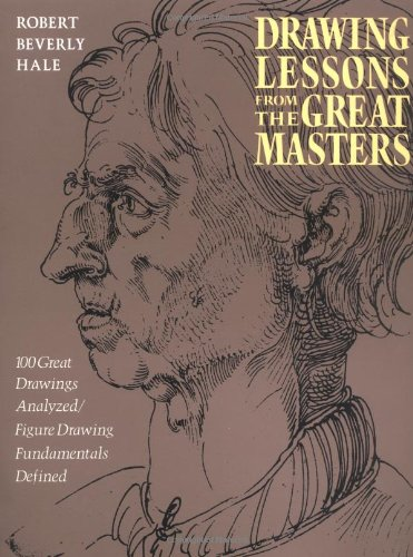 Drawing Lessons from the Great Masters  45th 1989 edition cover
