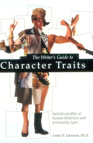 Writer's Guide to Character Traits  1999 edition cover