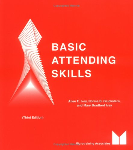 Basic Attending Skills 4th 2006 edition cover
